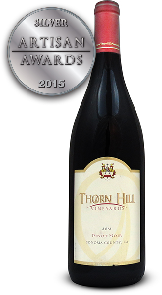Thorn Hill Vineyards Pinot Noir 2013