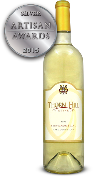 Thorn Hill Vineyards Sauvignon Blanc 2013