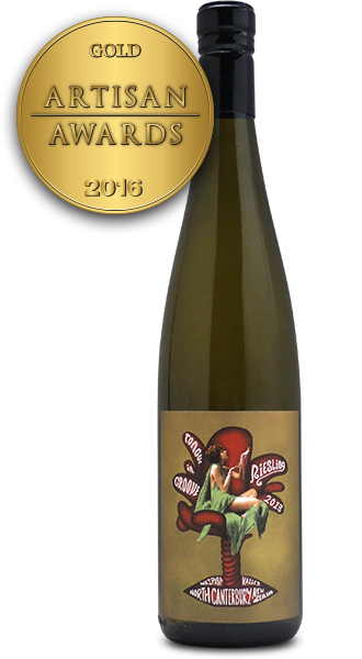 Tongue in Groove Riesling 2013