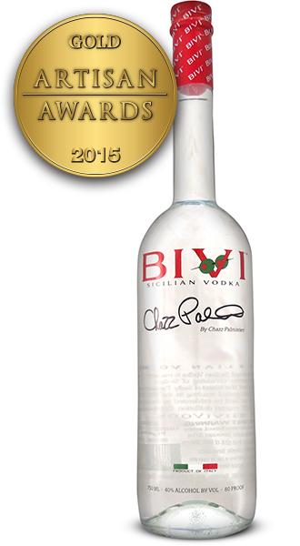 Bivi 100% Sicilian Vodka