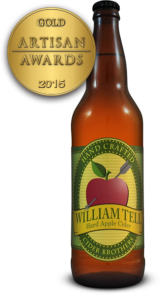 William Tell Hard Apple Cider