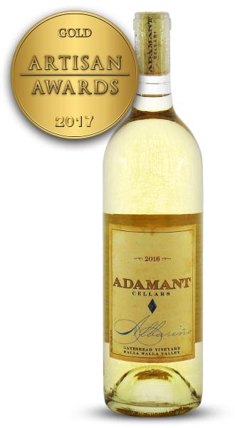 Adamant Cellars Albarino 2016