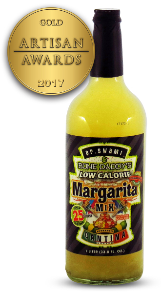 Dr. Swami Bone Daddy's Low Calorie Margarita Mix