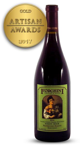 Forchini Pinot Noir 2014