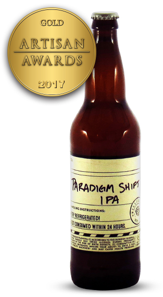 Willimantic Brewing Company Paradigm Shift IPA