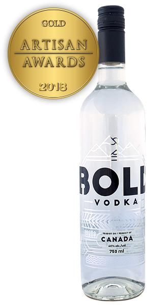 BOLD Vodka