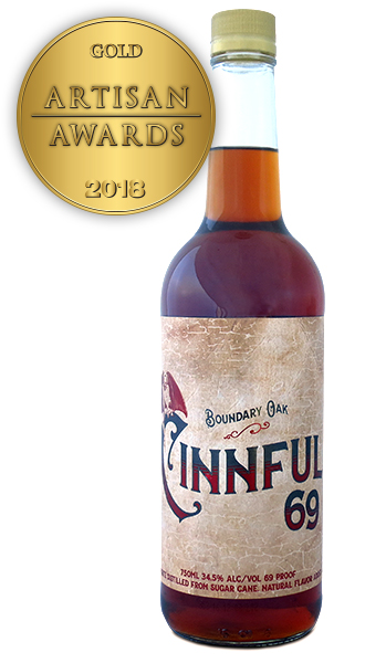 Cinnful 69 Whiskey