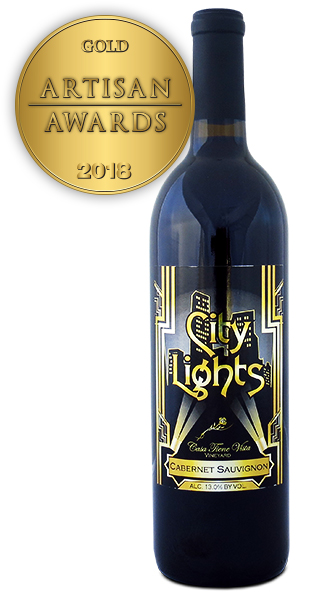 City Lights Cabernet
