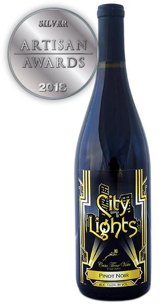 City Lights Pinot Noir