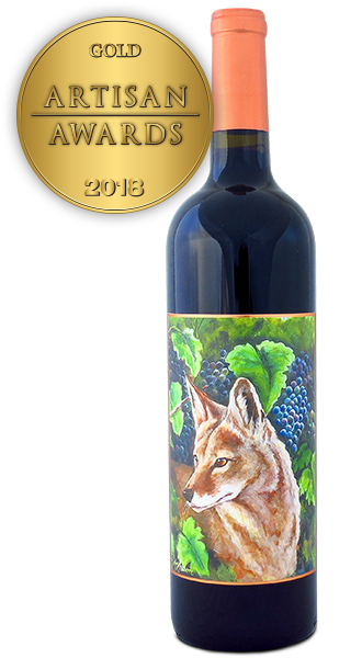 Coyote Canyon Winery Cabernet Franc H/H Estates Reserve Artist Series