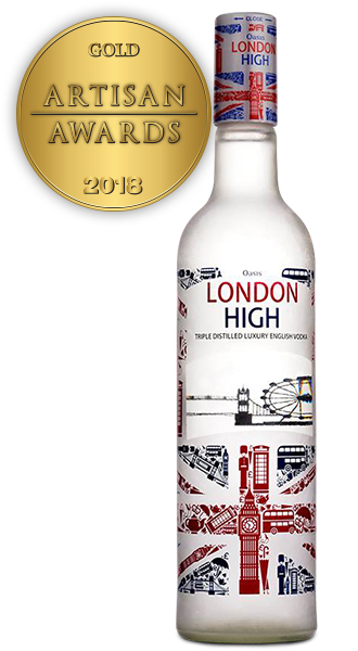 London High Vodka