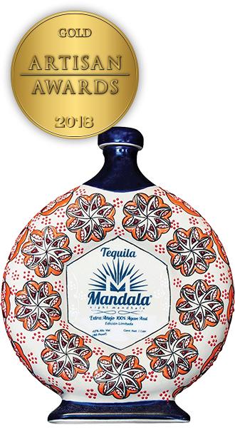 Mandala Extra Anejo Tequila