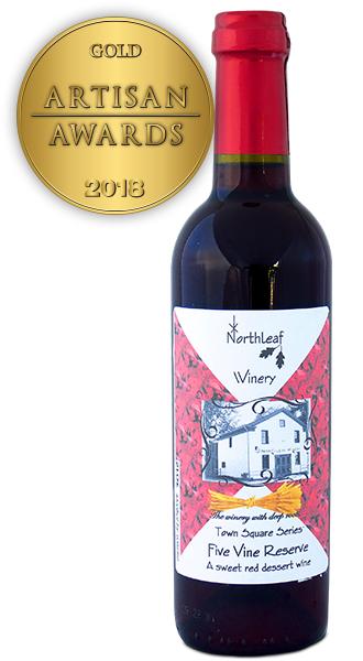 Northleaf Winery Five Vine Reserve