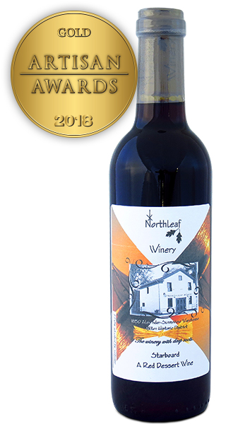 Northleaf Winery Starboard Red Dessert Wine