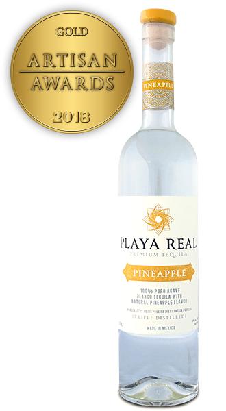 Playa Real Premium Pineapple Tequila