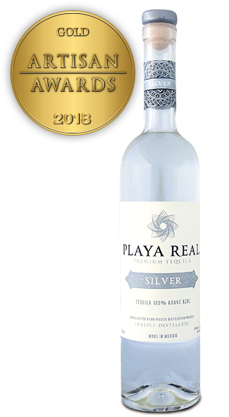 Playa Real Premium Silver Tequila