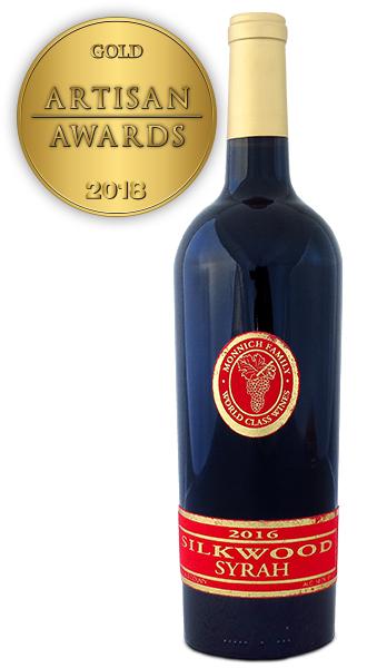 Silkwood Wines 2016 Syrah Red Varietal