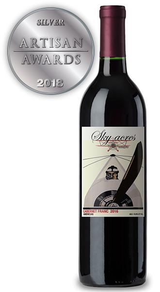 Sky Acres Winery Cabernet Franc
