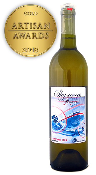 Sky Acres Winery Chardonnay