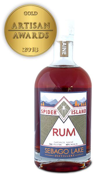 Spider Island Rum