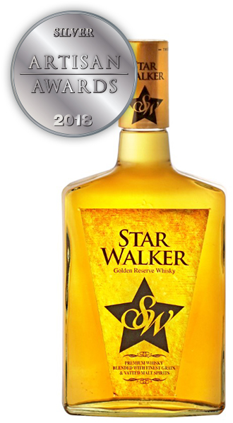 Star Walker Whisky