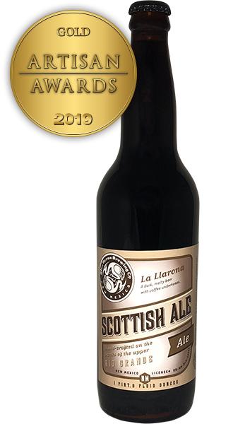Blue Heron Brewing Co. La Llorona Scottish Ale.jpg