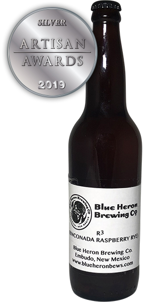 Blue Heron Brewing Co. R3 Rinconada Raspberry Rye.jpg