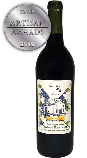 Northleaf Winery Rare Blend Blueberry Cabernet